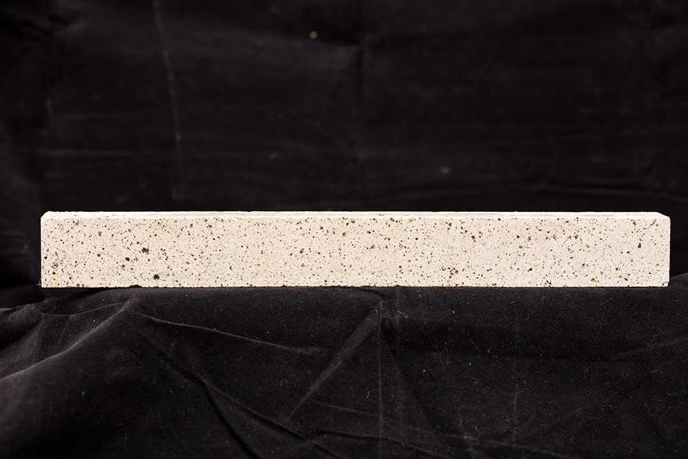 آجر کرکره ایی سفید سیمگون